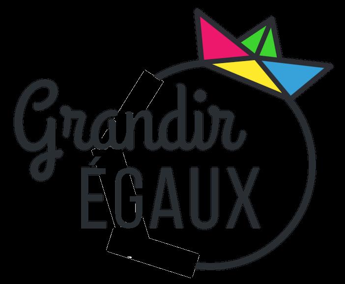 Logo Grandir Egaux